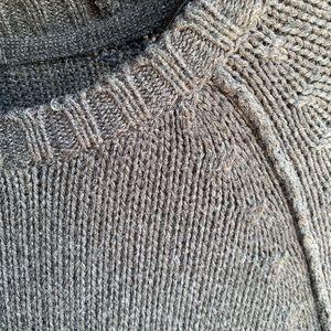 H&M Dresses - H&M Grey Sweater Dress
